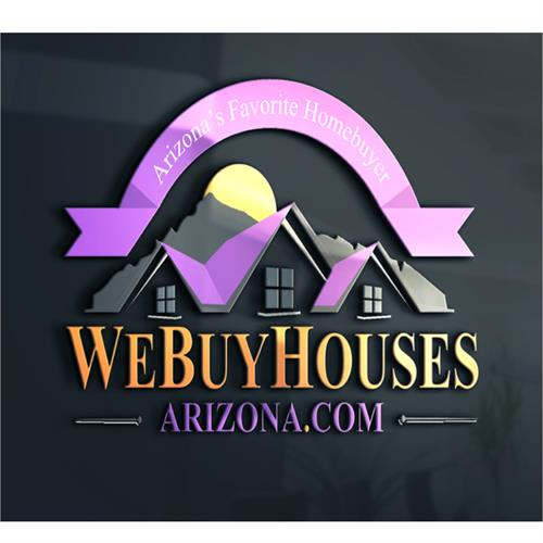 We Buy Houses Arizona 480-444-2274 Sell My House Fast Mesa New Logo