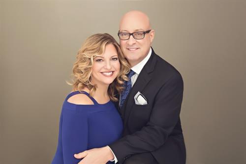Trent and Sue Erickson