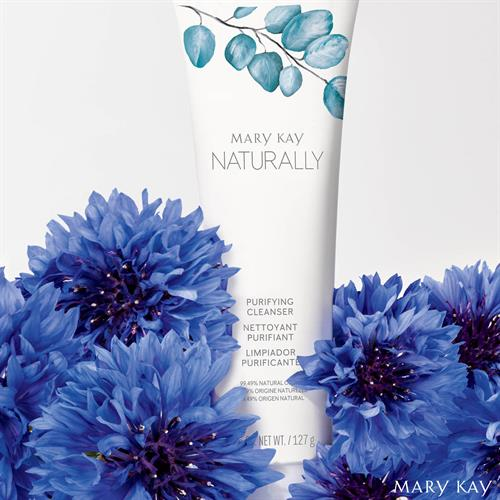 Mary Kay Naturally™ Purifying Cleanser!  99.49% Natural Origin