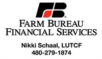 Nikki Schaal- Farm Bureau Financial Services