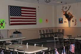 Our Dance floor area