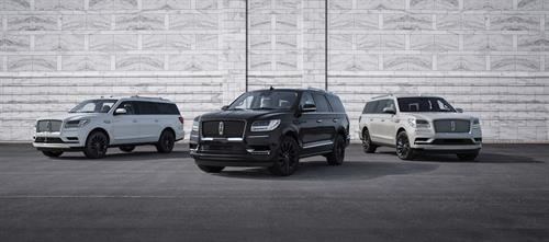 2020 Lincoln Navigator Monochrome Package