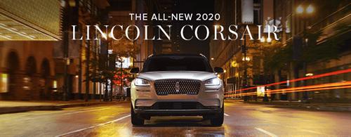 2020 Lincoln CorsairReserve