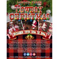 LaPorte Farms Cowboy Christmas!