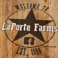 Friends of LaPorte Farms Inc. Tent or Treat!