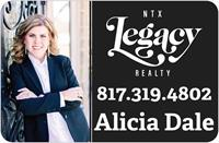 NTX Legacy Realty - Alicia Dale