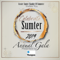 2019 Annual Chamber Gala Presented by Thompson
