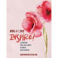 Inspire! Festival-Dinner on Main and Concert