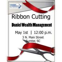 Ribbon Cutting - Daniel Wealth Management
