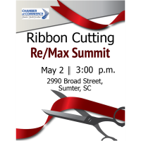Ribbon Cutting - Re/Max Summit