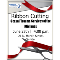 Ribbon Cutting Ceremony-Sexual Trauma Services of the Midlands