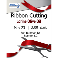 Ribbon Cutting Ceremony-Lorine Olive Oil