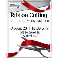 Ribbon Cutting - The Firefly Cinema, LLC