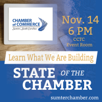 2019 State of the Chamber & Public Reception