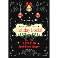 2019 Holiday Social - Presented by FTC