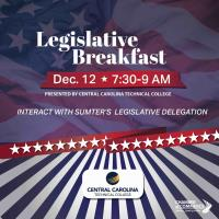 2019 Legislative Breakfast - Presented by CCTC