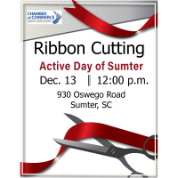 Ribbon Cutting - Active Day of Sumter