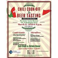 2020 Chili Cook-Off & Beer Tasting