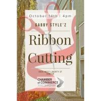 Ribbon Cutting - GabbyStyle'z