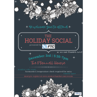2020 Holiday Social - Presented by FTC