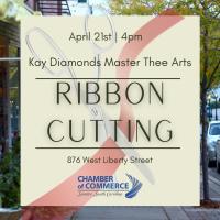 Ribbon Cutting - Kay Diamonds Master Thee Arts