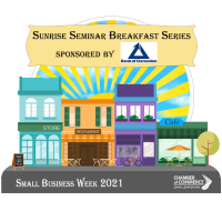 2021 Sunrise Seminar Breakfast Series - Tues. May 4th (Soft Skills for Small Business)