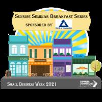 2021 Sunrise Seminar Breakfast Series - Wed. May 5th (Fundamentals of Entrepreneurship)