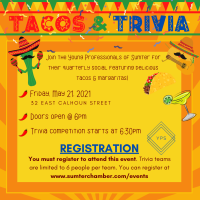 Tacos&Trivia- Young Professionals of Sumter