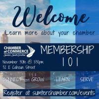 Membership 101 (November 2021)