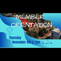 YPS Member Orientation