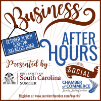 Business After Hours Sponsored by University of South Carolina Sumter