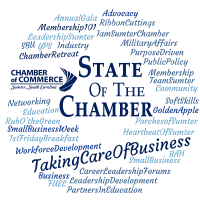 2021 State of the Chamber with Reception & Member Expo