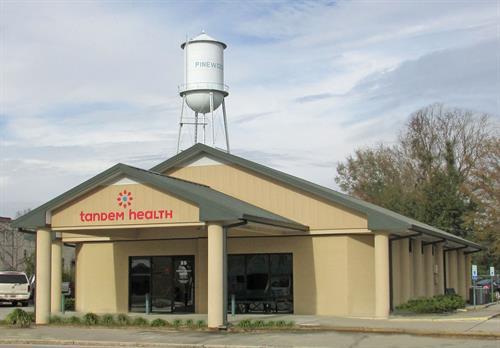 Tandem Health Family Medicine - 25 E. Clark Street, Pinewood, SC