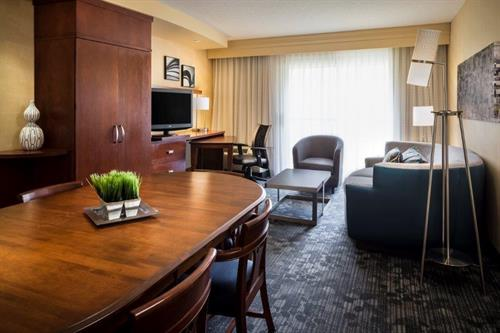 King Suite Boardroom