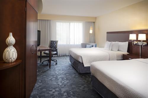 Standard 2-Queen Bed