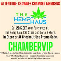 The Hemp Haus CBD Store & Delta 8 Store - Kansas city