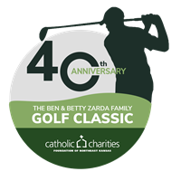 The 40th Annual Ben and Betty Zarda Family Golf Classic benefiting Catholic Charities of Northeast Kansas