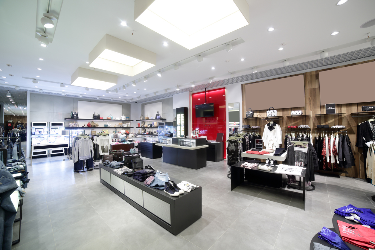 Designing the first 15 feet of your store