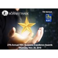 2019 RBC Business Excellence Awards