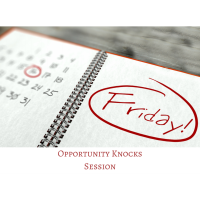 Opportunity Knocks - Bonding Change