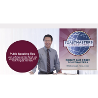 Toastmasters Information Session