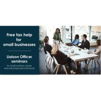 Info Session - Free tax help for small businesses