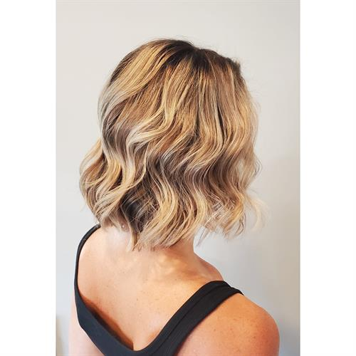 Smudge Root + Balayage