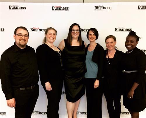 Atlantic Business Magazine | Top 50 CEO Awards Team