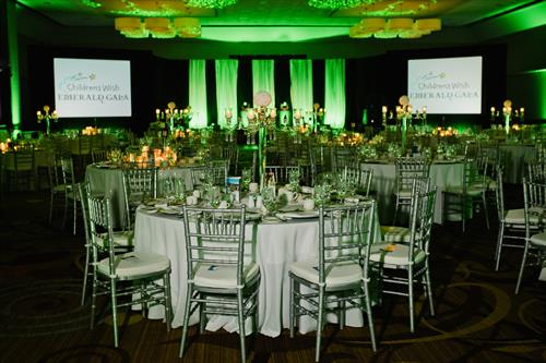 Children's Wish Foundation | Emerald Gala
