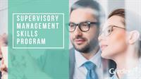 Supervisory Management Skills Program: Communications and Team Development