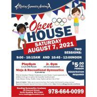 Reading Gymnastics Academy, Inc. - North Reading