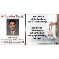 Leader Bank - Robert Cahill, Senior Mortage Banker & Strategist - Burlington