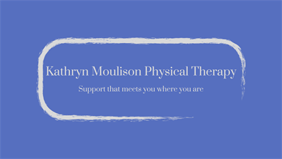 Kathryn Moulison Physical Therapy