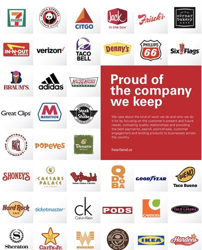 Proud to serve.  Tap into the economies of scale we deliver through our affiliation with the national brands.